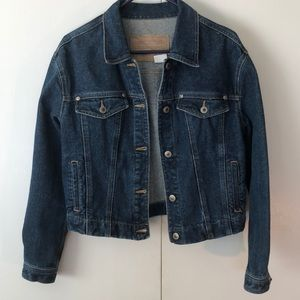 VINTAGE, LIZ CLAIRBORNE Denim Jean women jacket